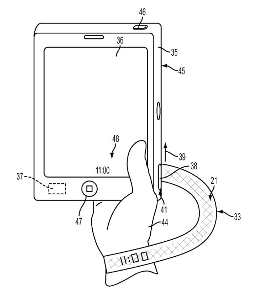 apple-receives-a-patent-for-fabric-that-can-be-used-as-a-woven-display-w600