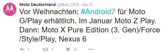 tweets-reveal-when-the-unlocked-version-of-certain-moto-devices-will-receive-the-update-to-android-7-0