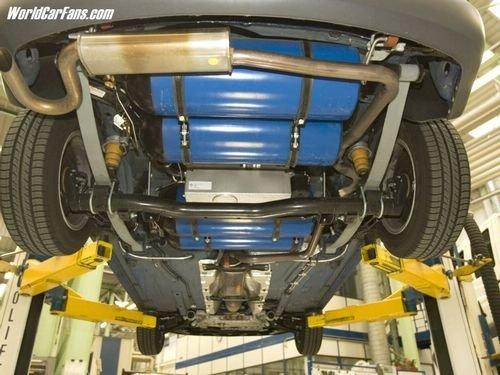 تولید انبوه خودروهای گازسوز؛ برنامه تازه فولکس واگن برای کاهش آلودگی هوا