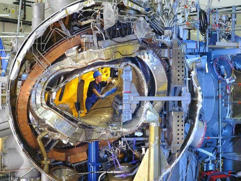 w7x-fusion-reactor