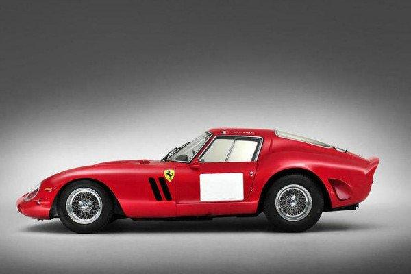 فراری 250 GTO فروخته شده به قیمت 38 میلیون دلار