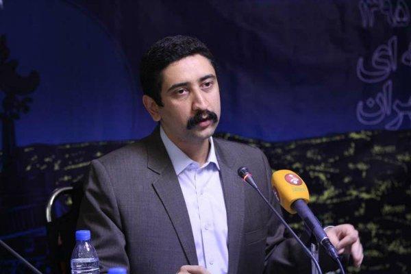 متین ایزدی؛ دبیر ششمین جشنواره بازی های رایانه ای تهران