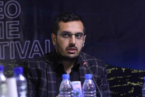 هادی اسکندری؛ دبیر فرهنگی ششمین جشنواره بازی های رایانه ای تهران