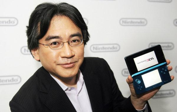 ساتورو ایواتا، مدیر سابق و فقید نینتندو