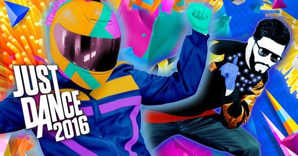 نسخه 2016 بازی Just Dance
