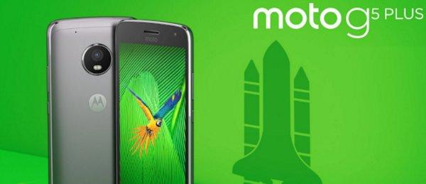 تصاویر Moto G5 Plus از زوایای مختلف لو رفت