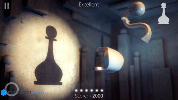 Shadowmatic game ز غوغای جهان فارغ؛ معرفی بازی های آرامش بخش موبایل اخبار IT
