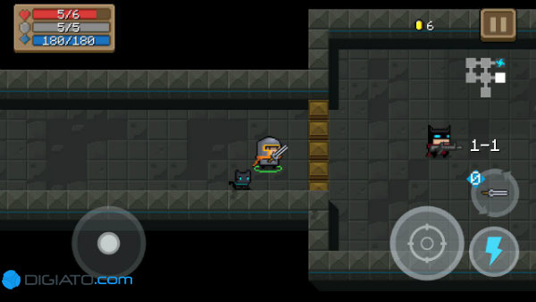Soul Knight android ios از Archero خسته شدهاید؟ این بازیهای موبایل را تجربه کنید اخبار IT