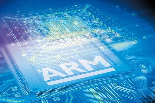 پردازنده های ARM