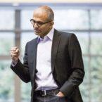 ساتیا نادلا ۳۰ درصد از سهام مشترکش در مایکروسافت را به فروش رساند
