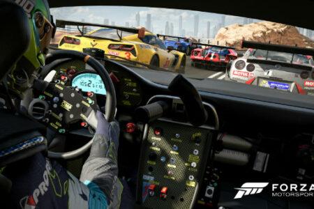 دمو قابل بازی عنوان Forza Motorsport 7 منتشر شد