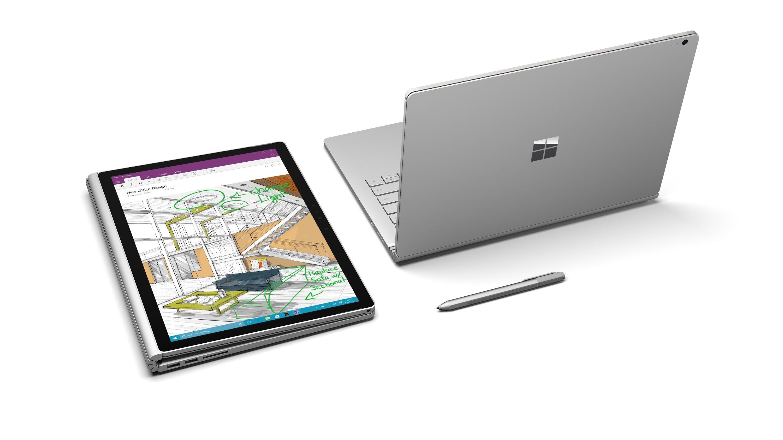 کیفیت لپ تاپ های سرفس بوک
