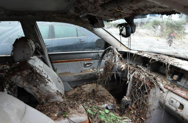 10 روش تشخیص خودروهای دست دوم سیل زده
