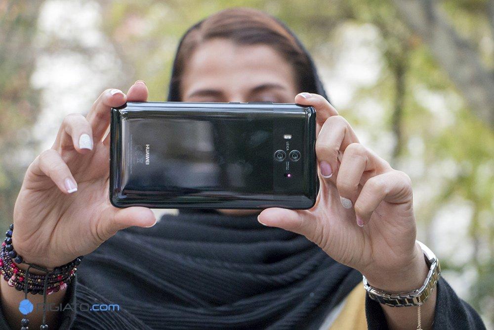 گوشی موبایل میت 10