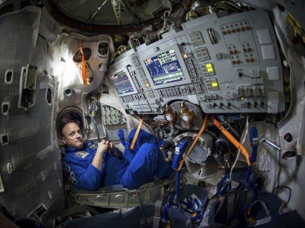 یک سال زندگی در فضا چه آسیبهایی به اسکات کلی وارد کرد - 29