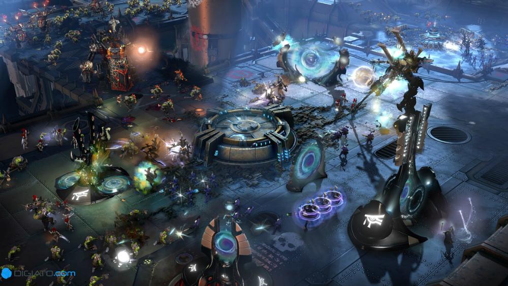 بررسی بازی Warhammer 40,000