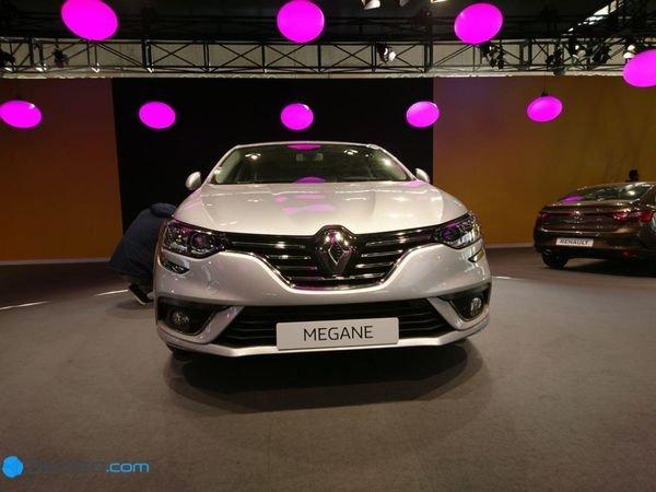 Renault Megane Tehran Autoshow 2 بدرود الماس فرانسوی؛ خروج رنو از ایران در پی تحریم های آمریکا اخبار IT