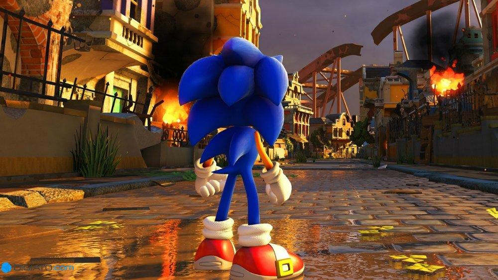 بررسی بازی Sonic Forces