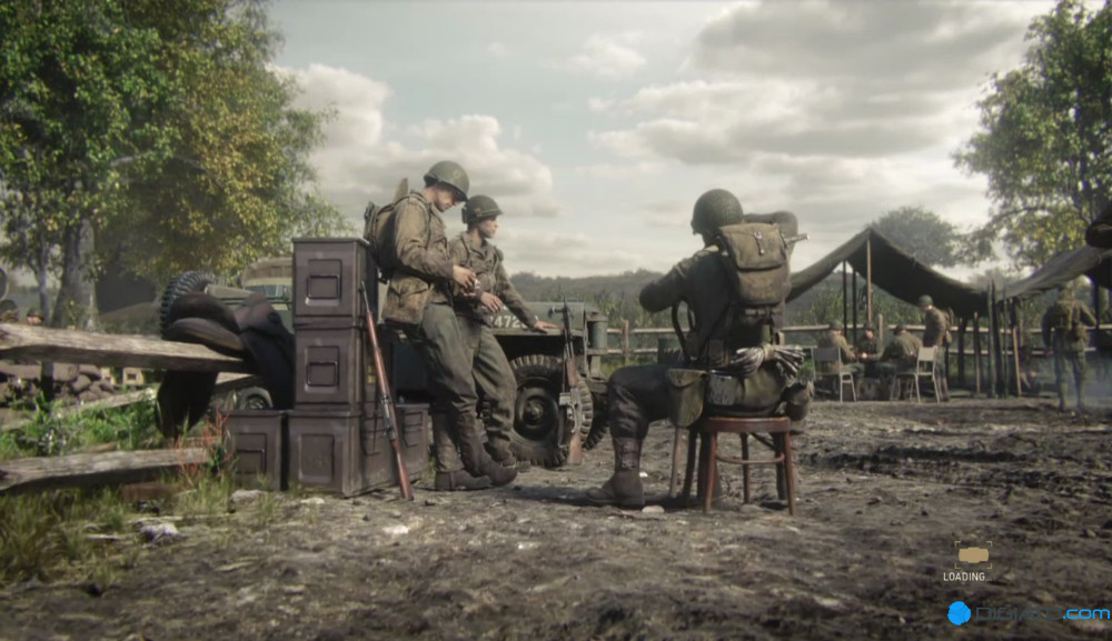 بررسی بازی Call of Duty: WWII