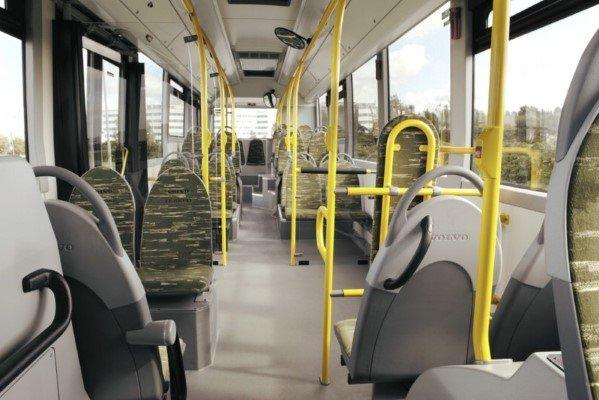 مدرن ترین تکنولوژی اتوبوس سازی جهان؛ معرفی اتوبوس برقی 7900 توسط ولوو