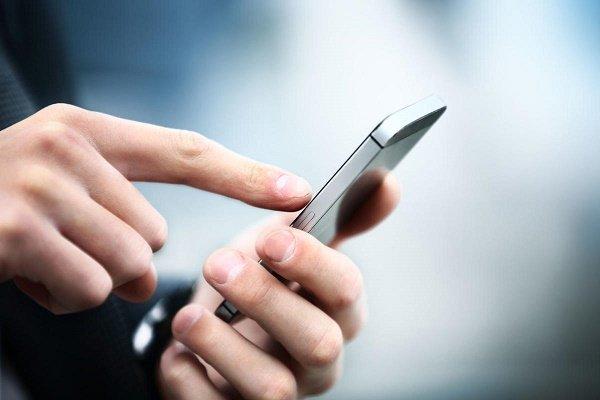 ضریب نفوذ تلفن همراه ایران