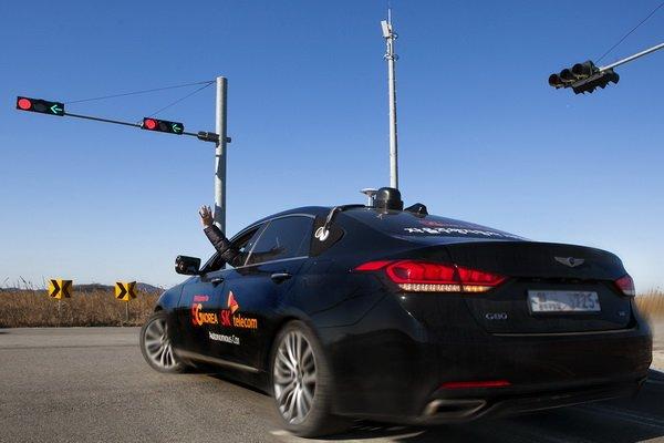 رونمایی کره جنوبی از اولین پلتفرم خودروهای خودران در دنیا