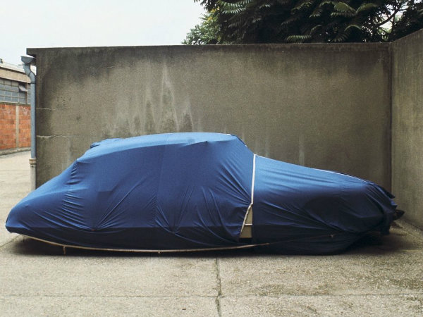 Use a Car Cover