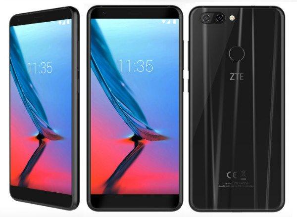 موبایل اقتصادی جدید ZTE بلید V9