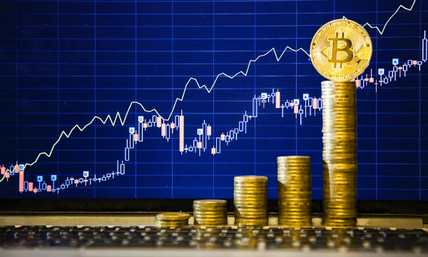 ارزش هر واحد بیت کوین در معاملات امروز با افزایش 10 درصدی به 15500 ...
