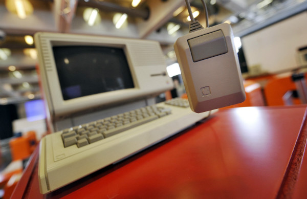 کامپیوتر Lisa اپل