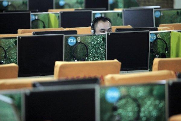 سانسور اینترنت در چین