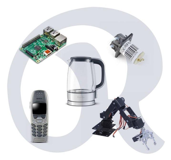ربات چایساز