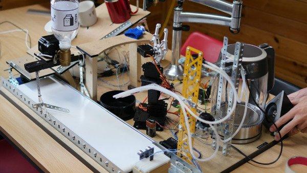 ربات چایساز ۳