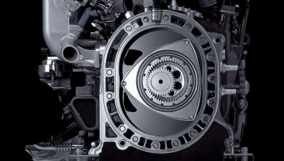 موتور چرخشی یا به نام مخترع آن فلیکس وانکل به جای حرکت رفت و برگشتی به شکل دوار فشار را به نیروی چرخشی تبدیل می کند