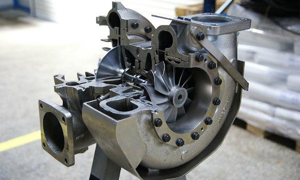 موتور توربو