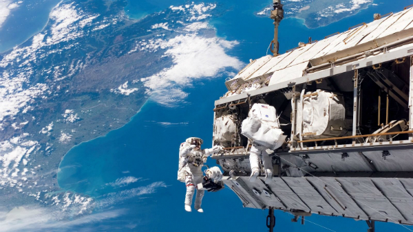 پایان تامین مالی ایستگاه فضایی بین المللی ناسا
