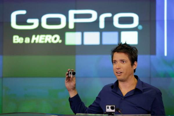فروش کمپانی GoPro