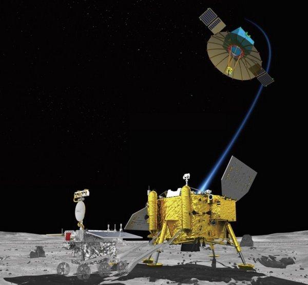 کاوشگر Chang'e 4