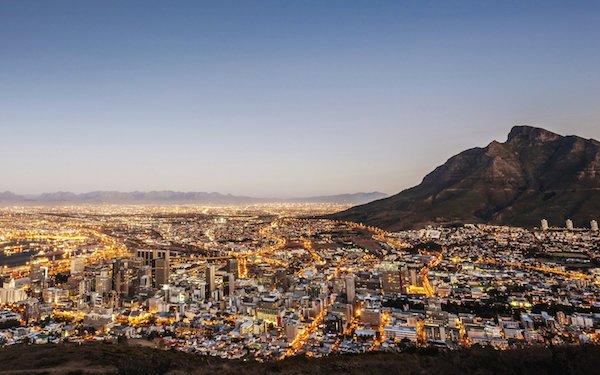 کیپ تاون آفریقای جنوبی