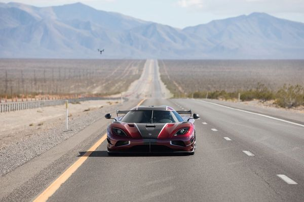 Koenigsegg-Top-Speed-Record