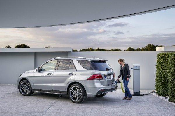 Mercedes-Benz GLE 550e Plug-In