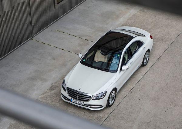 Mercedes-Benz-S-Class 2018