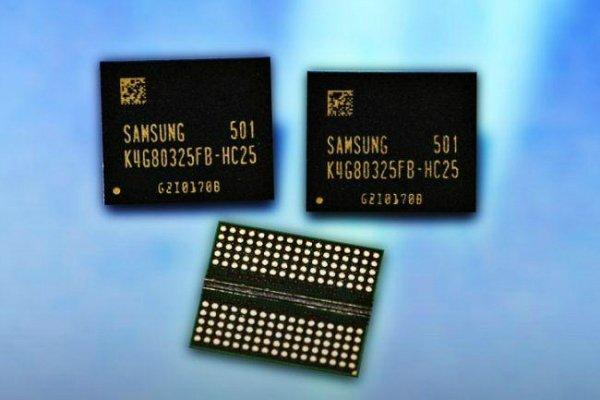 معرفی چیپ حافظه GDDR6 سامسونگ