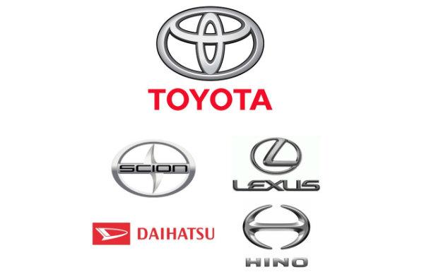 Toyota-brands
