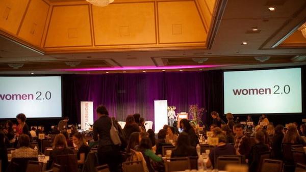 رویداد Women 2.0