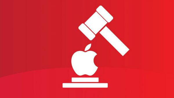 apple court thumb800 - اپل به پرداخت ۱۴۵ میلیون دلار غرامت محکوم شد