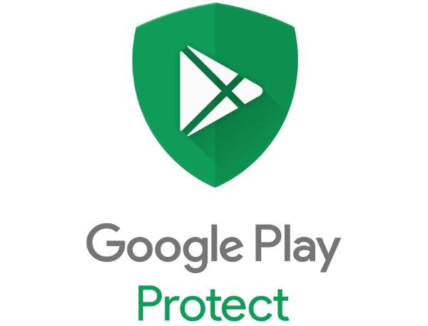 گوگل پلی - Google play protect