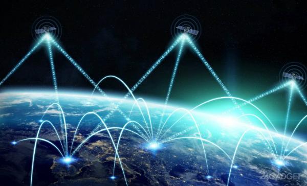 ارسال ماهواره اینترنت فضایی اسپیس اکس