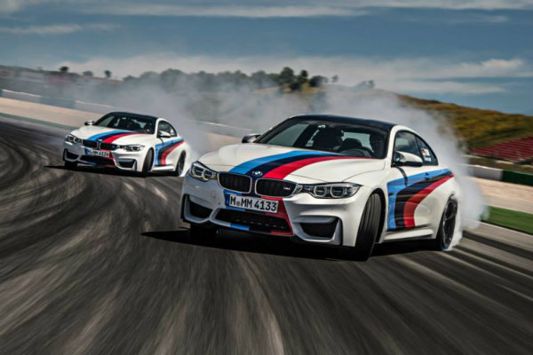 BMW Drifting