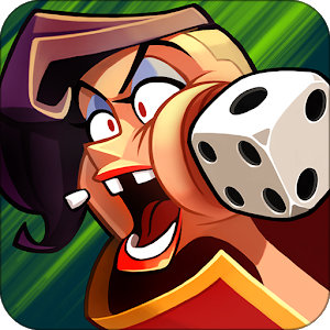Dice Brawl: Captain's League